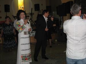 Invitati surpriza (Irina Loghin si Fuego) la nunta lui Denis (Autentic)