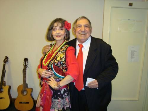 Marina Voica si Jean Constantin
