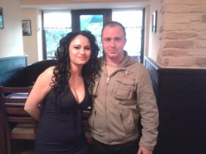 Marinela Parvu si Mihai