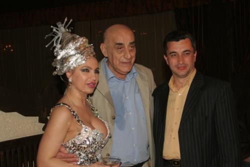 Carmen Plesea, Viorel Lis si primarul Buftea- Ion Stoica