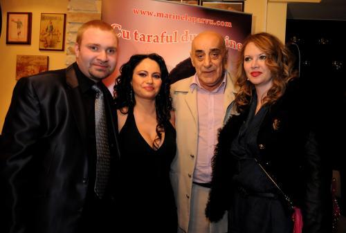 MARIUS IONITA,MARINELA PARVU, VIOREL si OANA LIS