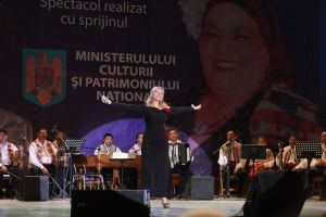 ANASTASIA LAZARIUC in recital la SALA PALATULUI