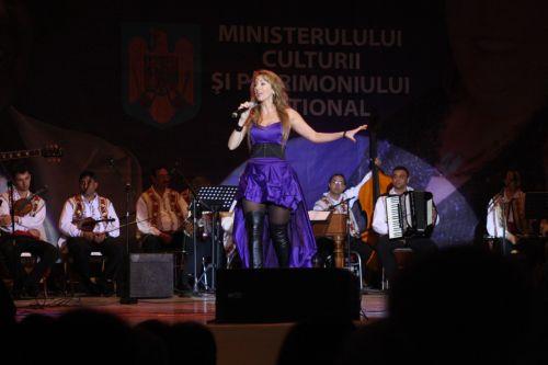 ANNES in recital la SALA PALATULUI