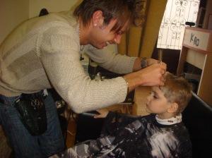 Florin Hentz si Bogdan