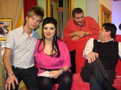 Florin Hentz, Adriana Bahmuteanu, Gheo si Ogica