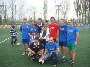 Carmen Plesea cu echipa nr.1