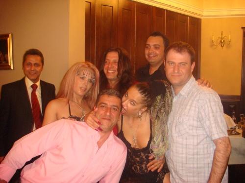Ilie Marinescu, Shakira Fachira, Yilmaz Bustani, Florin Iordache, Laurentiu Pintoi, Carmen Plesea si Gazi Demirel