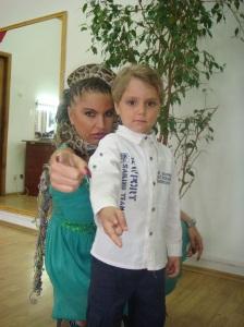 Carmen Plesea si Bogdan