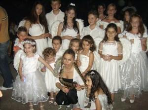 Carmen Plesea, KAA si copii