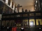 Interior manastire