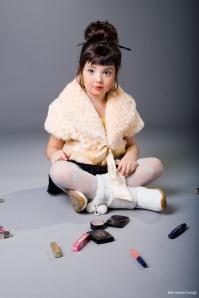 Fotomodel Kao Fashion