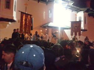 Noaptea de Inviere la Manastirea Sinaia