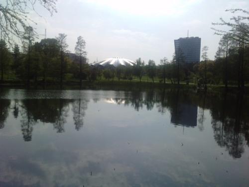 Parcul Circului - lacul