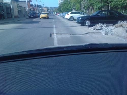 Strada Grigore Ionescu - Bucuresti