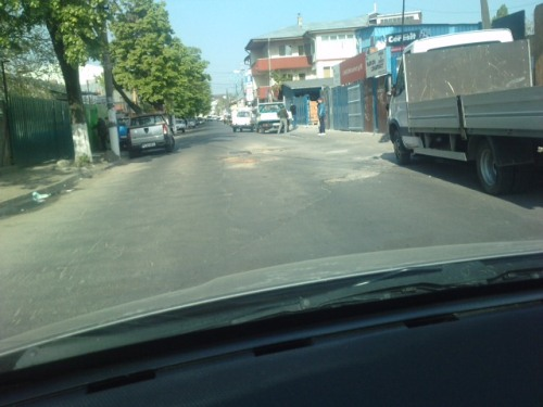 Strada Pargarilor - Bucuresti