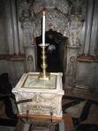 Interior Mormantul Sfant