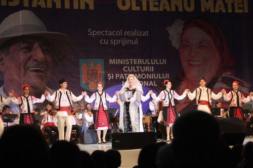 Recital IONELA PRODAN si Ansamblul DOINA GIURGIULUI