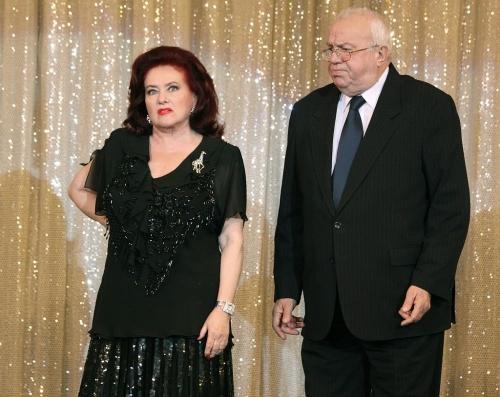 Stela Popescu si Alexandru Arsinel (ALO, AICI REVISTA)