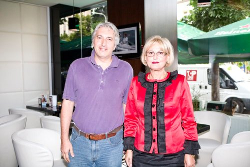Catalin Catoiu si Daniela Dragan_Presedinte IGIENA S.A.