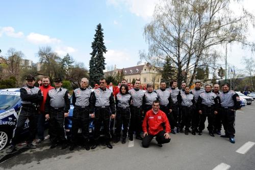 Concurentii in Campionatul de Raliuri al Romaniei - CUPA DACIA LOGAN