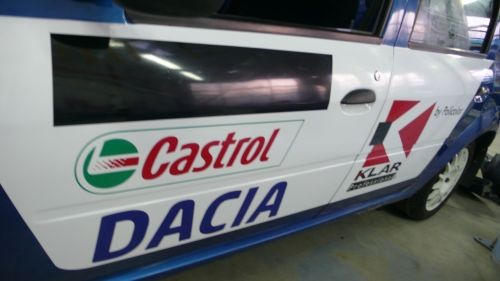 Cupa DACIA LOGAN 2010 - CASTROL