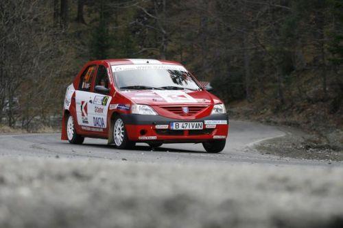 Cupa Dacia - Tess Rally Brasov 2010