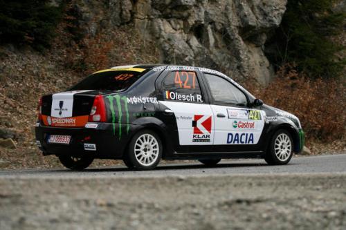 Cupa Dacia - Tess Rally Brasov - 2010