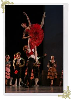 DMITRY GUDANOV in Don Quijote