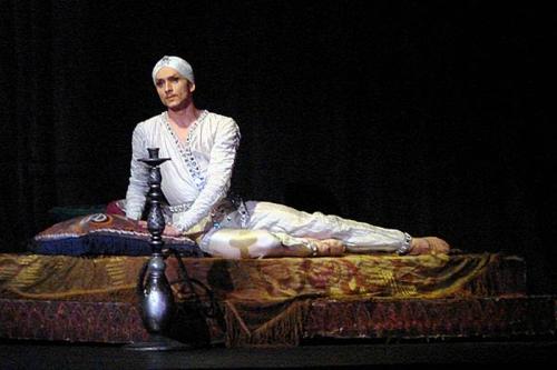 DMITRY GUDANOV in rolul SOLOR BAYADERA
