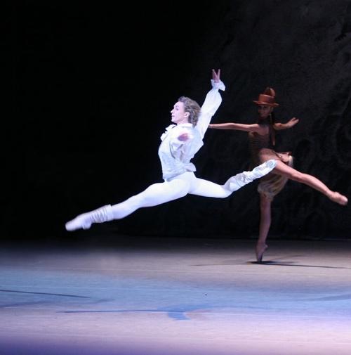 DMITRY GUDANOV Prim Solist Bolshoi Theatre