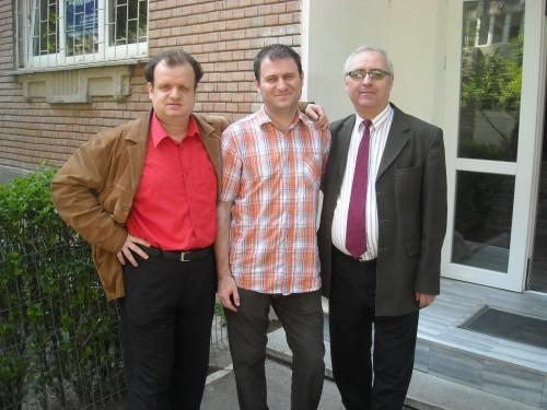 Puiu, Laurentiu Pintoi si domnul Vasile