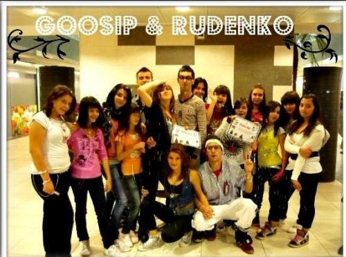 Goosip street dance