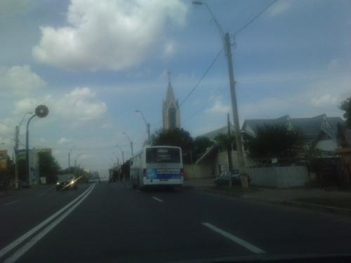 In Bacau