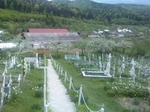 Cimitirul Manastirii