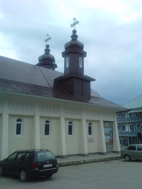 Manastirea Slatioara (Suceava)