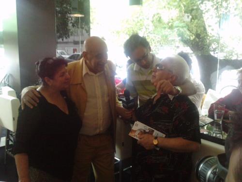 Elena Soare, Viorel Lis si Ion Laceanu