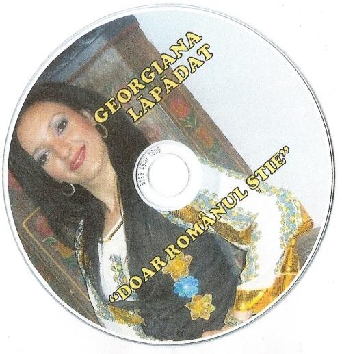 CD Georgiana Lapadat