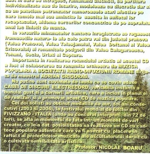 Informatii CD (2)